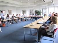 Maßnahmenerarbeitung in den Arbeitsgruppen